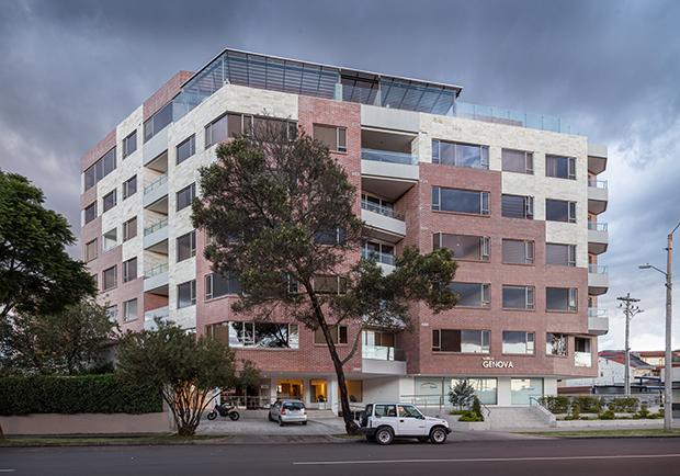Edificio Genova